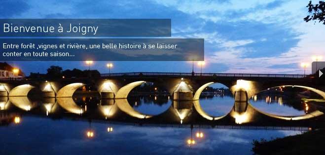 Joigny aux rives de l 39 yonne - Office du tourisme joigny ...